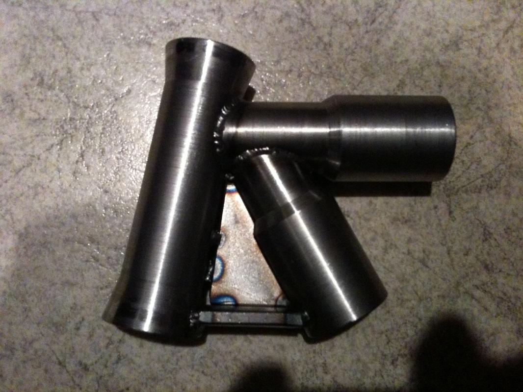 Cast necks hardtailchoppers com for Sportster solid motor mounts